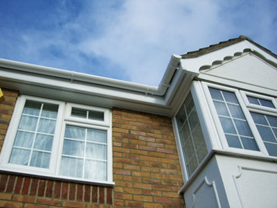 Specialists Installers of UPVC Roofline Products